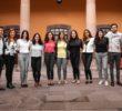 Universitarios visitan por primera ocasión Fondo Monetario Internacional
