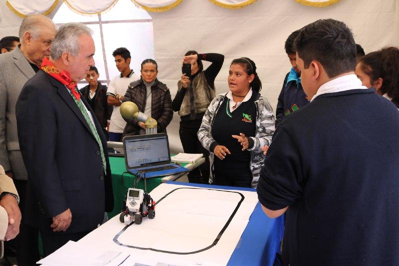 Inauguran la 25 semana Nacional de Ciencia y Tecnología