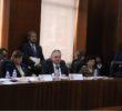 Diputados reconocen trabajo e abajó en materia de educación en comparecencia
