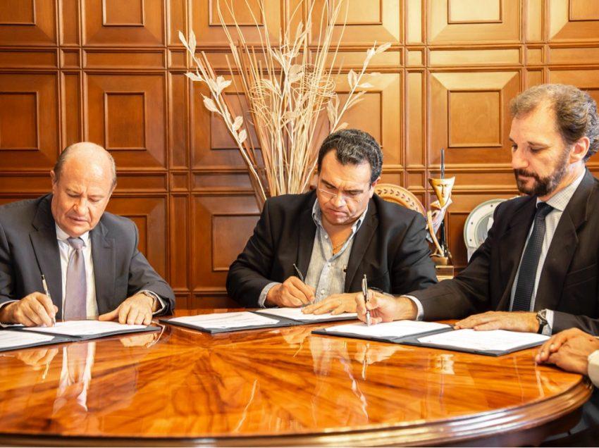 UASLP firmó convenio de colaboración con la Comisión Estatal del Agua