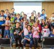 Amplia participación en taller de construcción de Robots, Reto Briko por los 25 años del IICO UASLP
