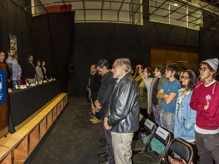 Coordinación Académica en Arte de la UASLP inició la 2da Semana Estudiantil