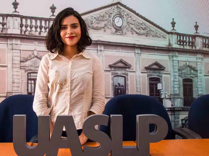 Estudiante de la UASLP obtiene premio nacional de la juventud 2018