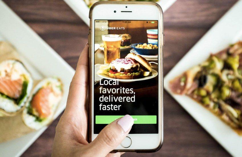 Uber Eats tendría servicio de entrega con drones