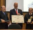 Embajador emérito de Alemania en México dicta conferencia en la UASLP