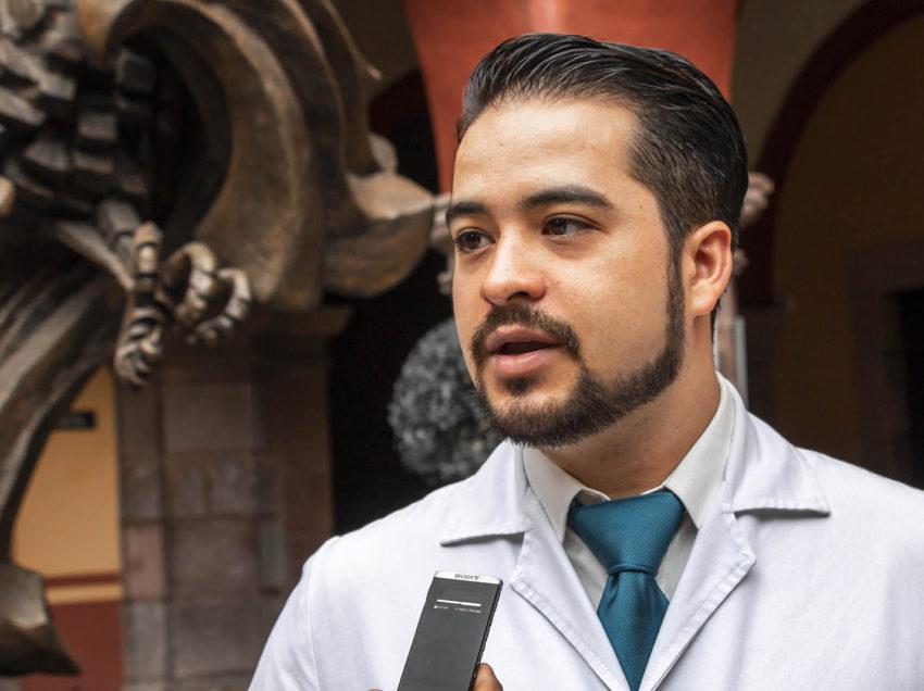 Alumno de la UASLP, 1er lugar en Congreso Internacional de Cirugía