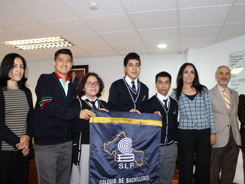 Estudiantes del Cobach participan en olimpiada nacional de matemáticas