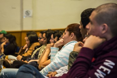 Dio inició la XXVIII semana de la Facultad de Economía