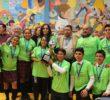 Garza Blancas gana torneo matemático del COBACH