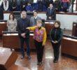 Enriqueta Cabrero rindió protesta ante Congreso como magistrada numeraria
