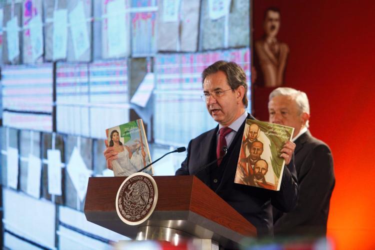 La SEP anuncia nuevo modelo educativo; incluirá cambios en libros de texto y enfoque humanista