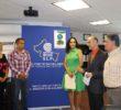 Premian ganador del logo conmemorativo del Cobach
