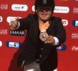 Potosina gana bronce en olimpiadas especiales de Abu Dhabi
