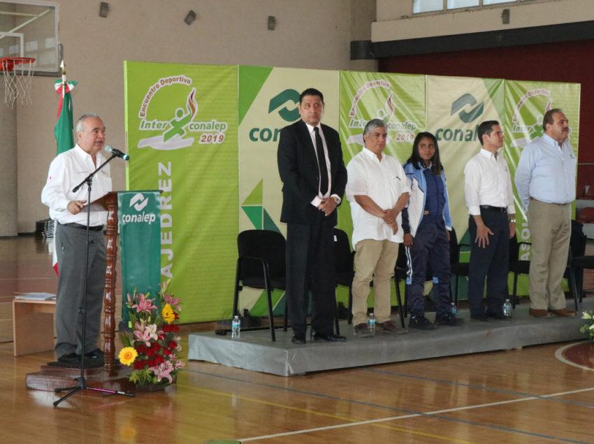 Inauguran Encuentro Deportivo Interconalep 2019