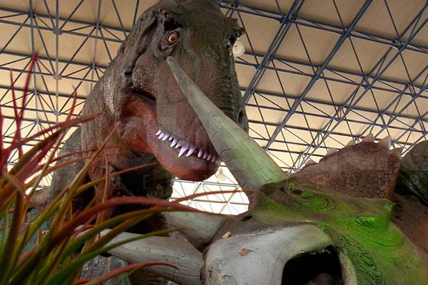 """""""Tierra de Dinosaurios"""" llega a San Luis Potosí"""