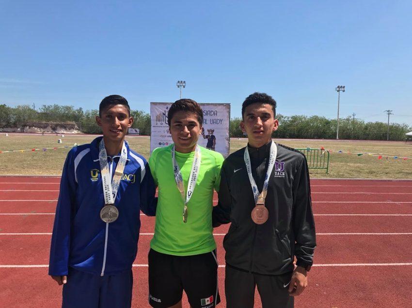 UASLP obtiene dos medallas al iniciar la Universiada 2019