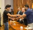 Estudiantes de la UASLP reciben Becas Benito Juárez