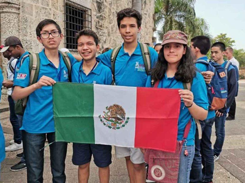 México campeón en Olimpiada Matemática Centroamericana y del Caribe