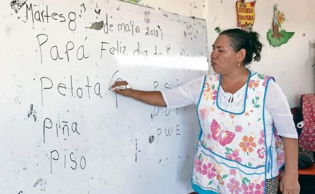 SEP sí tiene reglas para dar plazas a maestros