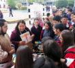 Se realiza Quinta Feria de la Salud en plantel 26 del Cobach