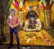 UASLP realizó tradicional concurso de altares de muertos
