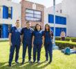 Estudiantes colombianos, con amplias expectativas de la UASLP