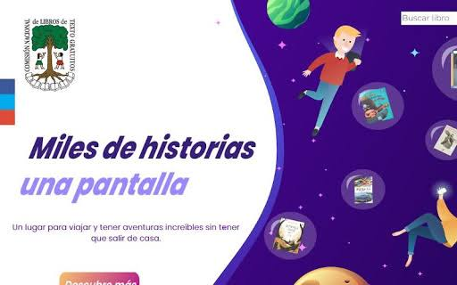 "Abre SEP biblioteca digital ""Miles de Historias"""