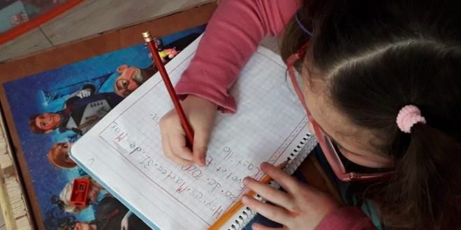 Altibajos de aprender en casa