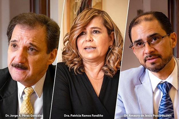 Otorga Rector nuevos nombramientos para la administración 2020-24