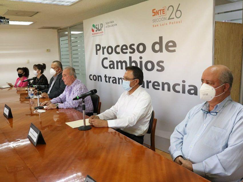 Con transparencia, se realiza el proceso de cambios de centro de trabajo 2020