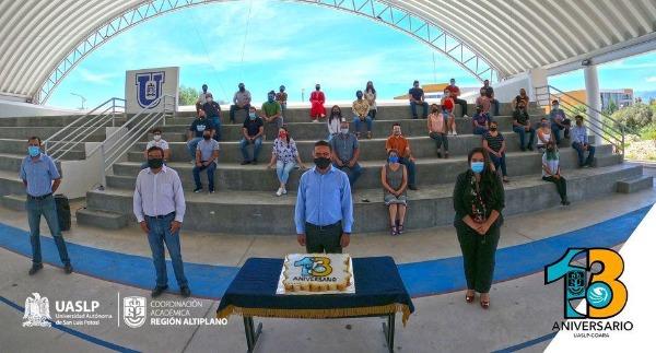 COARA de la UASLP, cumplió 13 años de su fundación