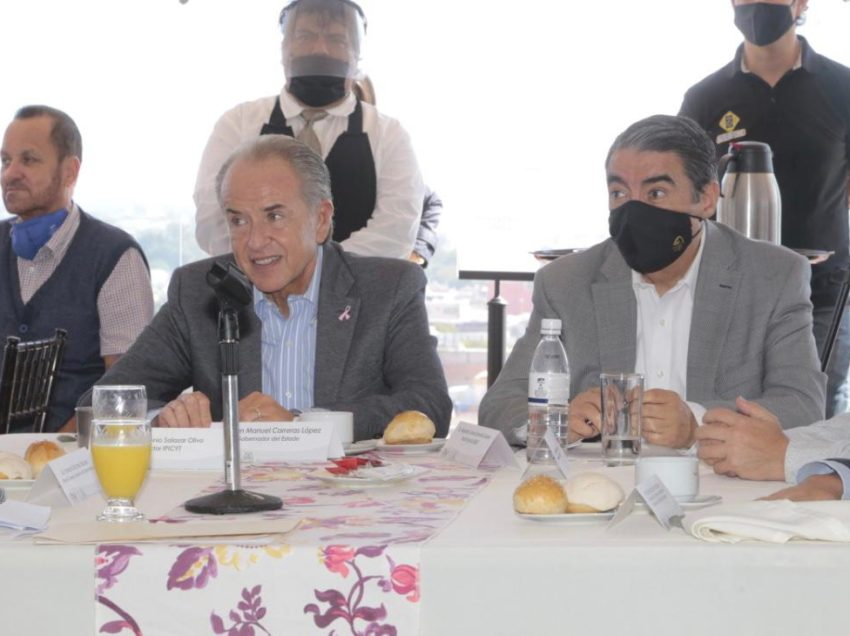 """La UASLP respalda programa de becas """"Rafael Montejano y Aguiñaga"""""""