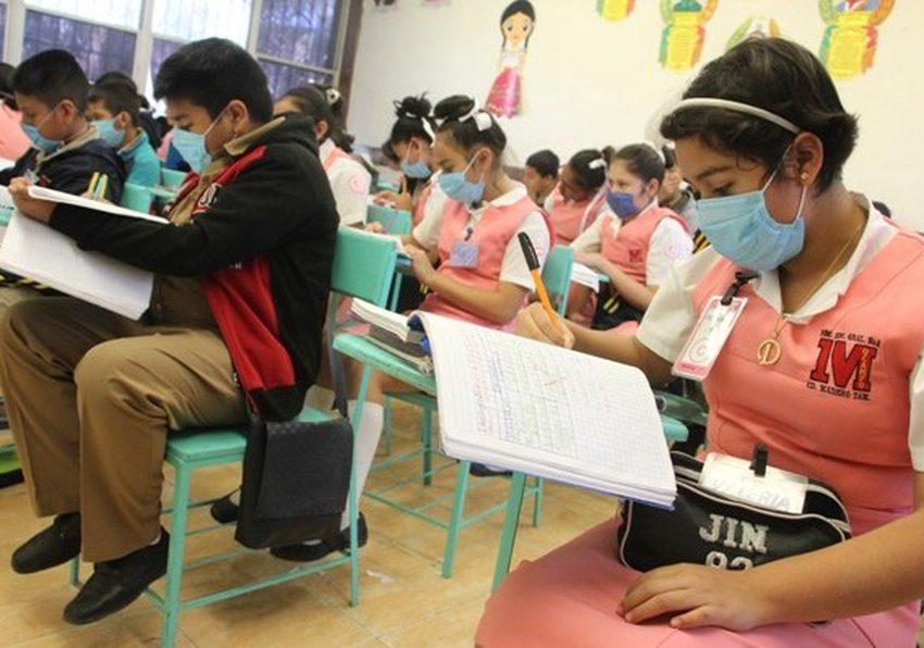 En Tamaulipas regresaran a clases presenciales en enero del 2021