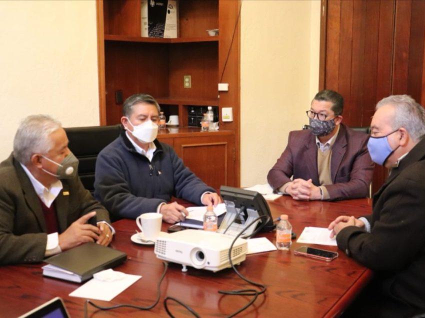 Acuerdan Gobierno del estado y sección 26 del SNTE iniciar el pago de compromisos económicos del sector educativo