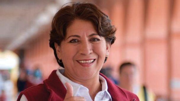 Delfina Gómez nueva titular de la SEP sustituye a Esteban Moctezuma