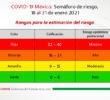 Estas son las nuevas medidas restrictivas en SLP contra el Covid