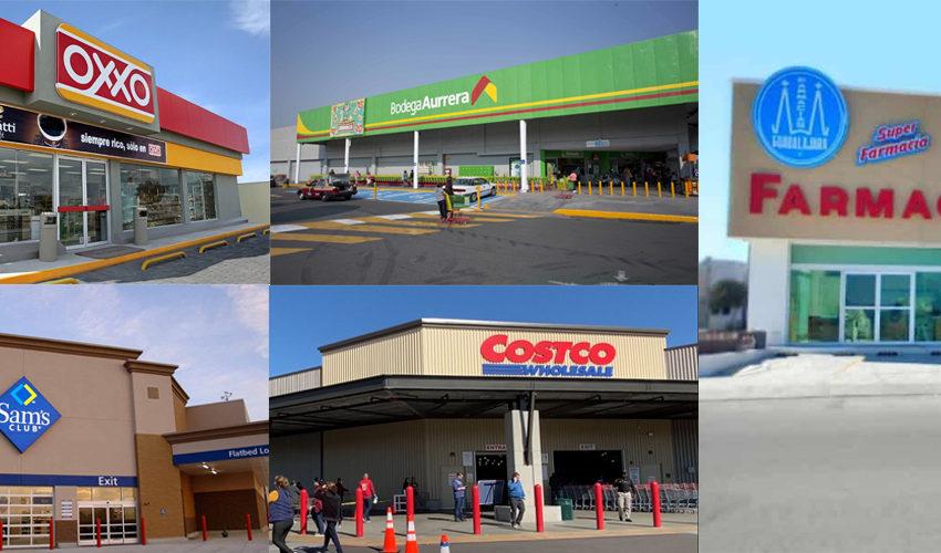 Por pandemia, supermercados cerraran a las 19:00 horas en SLP